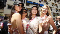 Girls - GP Monaco 2015