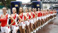 Girls - GP Monaco 2016