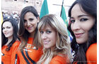 Girls WRC Rallye Mexiko 2013