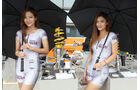 Girls - WTCC - Shanghai - 2013