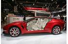 Giugiaro Brivido Rot Genf Studie Concept 2012