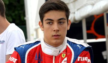 Giuliano Alesi - GP3 Budapest 2016