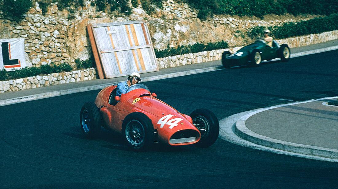 Giuseppe Farina - GP Monaco 1955