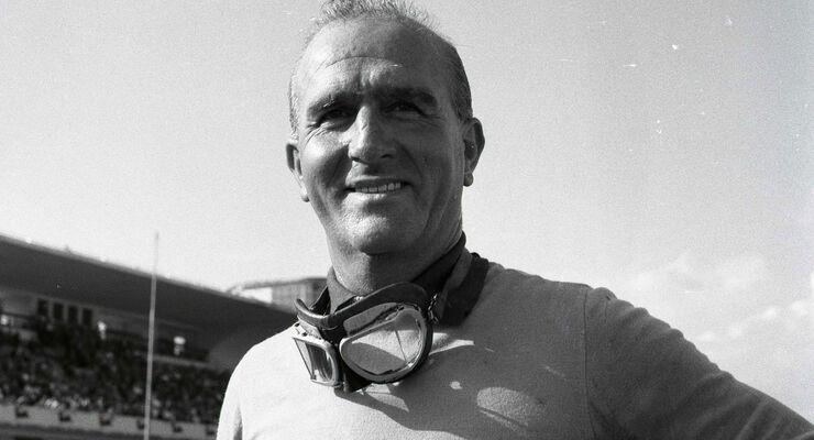 Nino Farina Erster Formel 1 Weltmeister 1950 Auto Motor Und Sport