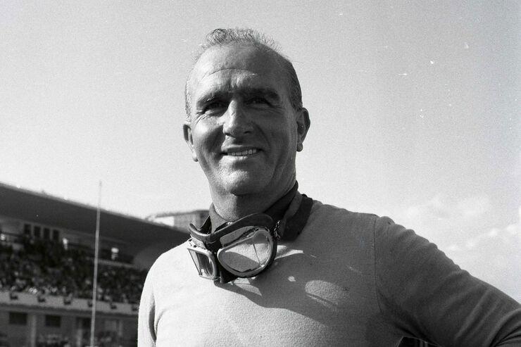 "Giuseppe ""Nino"" Farina - Formel 1"
