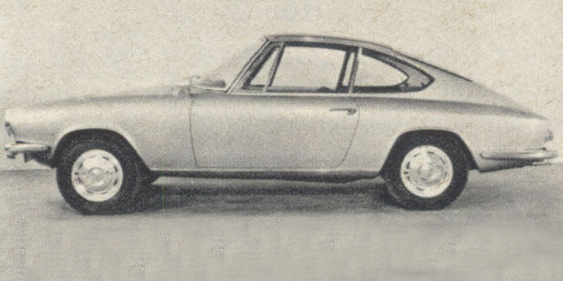 Glas 1300 GT, IAA 1967