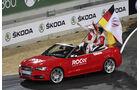 Glock & Scheider Race of Champions 2011