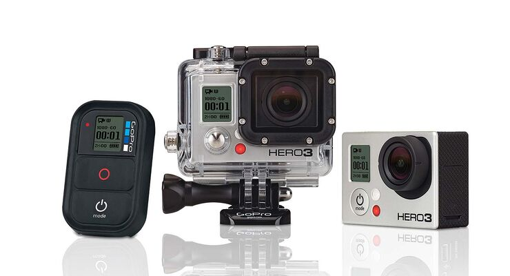 GoPro Hero HD3 Kamera