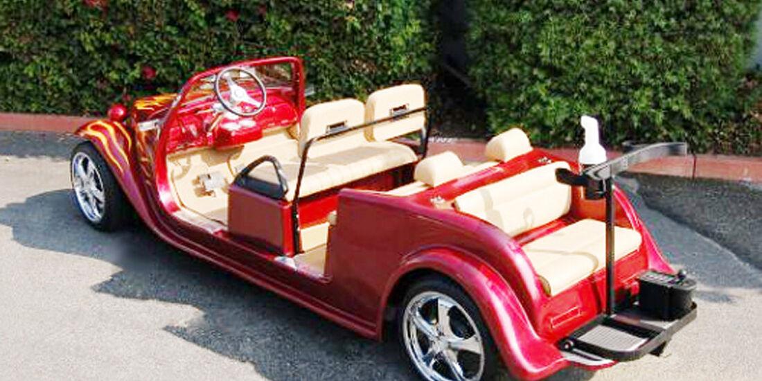 Golf Car California Roadster