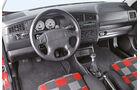 Golf III GTI, Cockpit