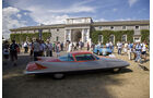 Goodwood Festival of Speed 2010: Ausstellung
