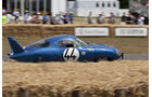 Goodwood Festival of Speed 2010: Rennwagen mit Heckflosse