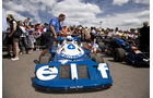 Goodwood Festival of Speed 2010: Tyrrell-Formel-1-Auto