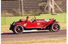 Gran Premio Nuvolari, Alfa Romeo, Seitenansicht