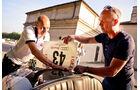 Gran Premio Nuvolari, Aufkleber, Startnummer