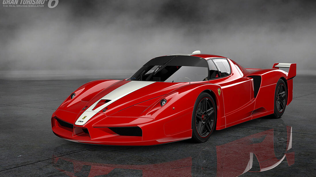 Gran Turismo 6 - Ferrari FXX '07
