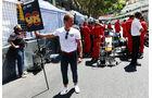 Grid Boy - Formel 1 - GP Monaco - Sonntag - 24. Mai 2015