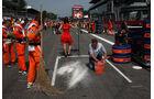 Grid GP Italien 2010