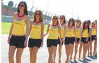 Grid Girl Formel 1 GP Türkei 2011
