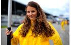 Grid Girl - Formel 3 EM Nürburgring 2014