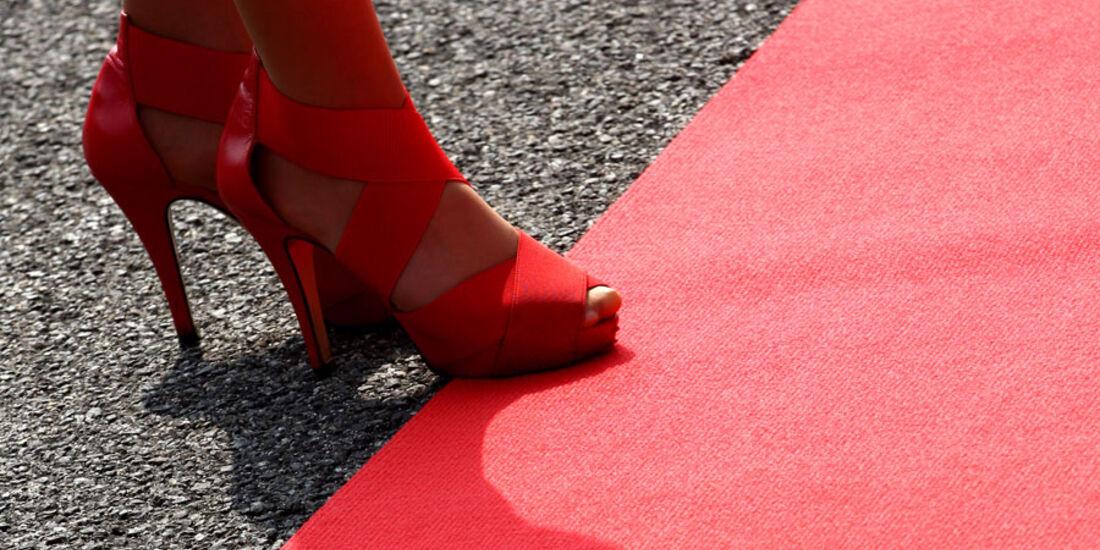 Grid Girl GP Italien Monza 2011