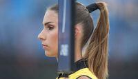 Grid Girl - GP Ungarn 2014 - Danis Bilderkiste