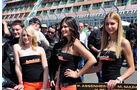 Grid Girls - 24h-Rennen Nürburgring 2014