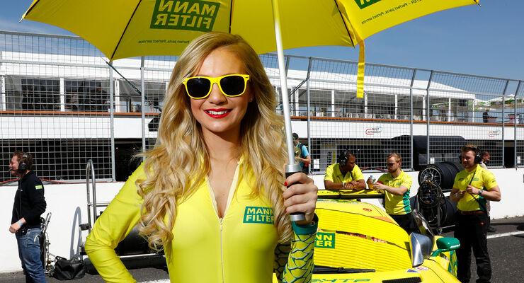 F1 Ohne Grid Girls In Diesen Serien Gibts Noch Heiße Mädels