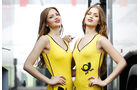 Grid Girls - DTM - Moskau - 2022