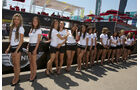 Grid Girls, DTM Valencia 2010
