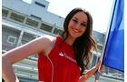 Grid Girls - Formel 1 - GP Deutschland 2013