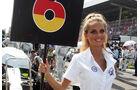Grid Girls - Formel 1 - GP Italien 2014