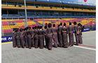 Grid Girls - Formel 1 - GP Singapur - 15. Septemberg 2016