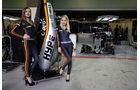 Grid Girls - GP Abu Dhabi 2016