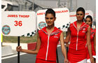 Grid Girls - GP Indien 2033