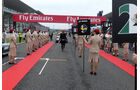 Grid Girls - GP Japan 2016 - Suzuka