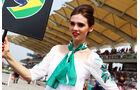 Grid Girls - GP Malaysia 2014 - Formel 35
