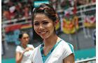 Grid Girls - GP Malaysia 2016 - Sepang