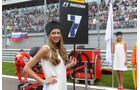 Grid Girls - GP Russland 2015 - Sochi