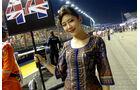 Grid Girls - GP Singapur 2015