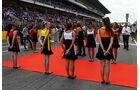 Grid Girls - GP Spanien 2016 - Barcelona