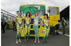 Grid Girls Truck GP 2010