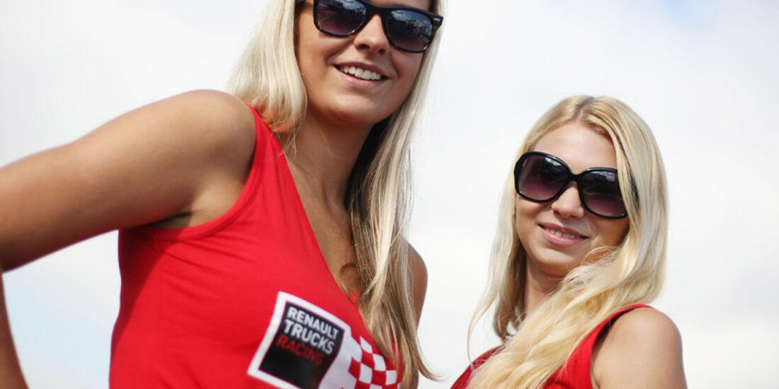 Grid Girls - Truck Racing - Most 2011