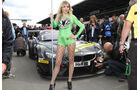 Grid-Girls, VLN Langstreckenmeisterschaft Nürburgring