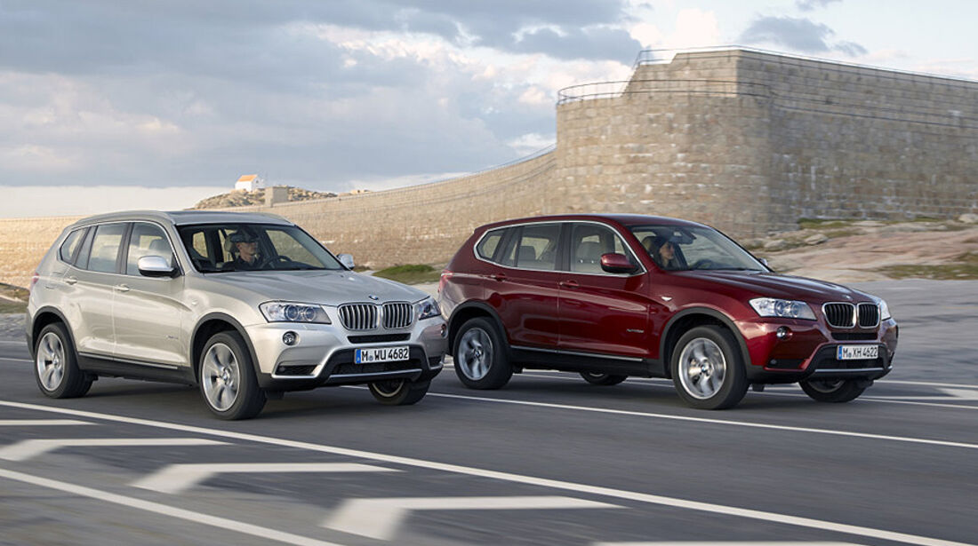 Grundhoff, Autopreise USA, BMW X3