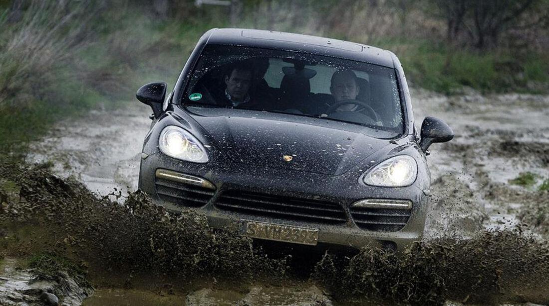 Grundhoff, Autopreise USA, Porsche Cayenne