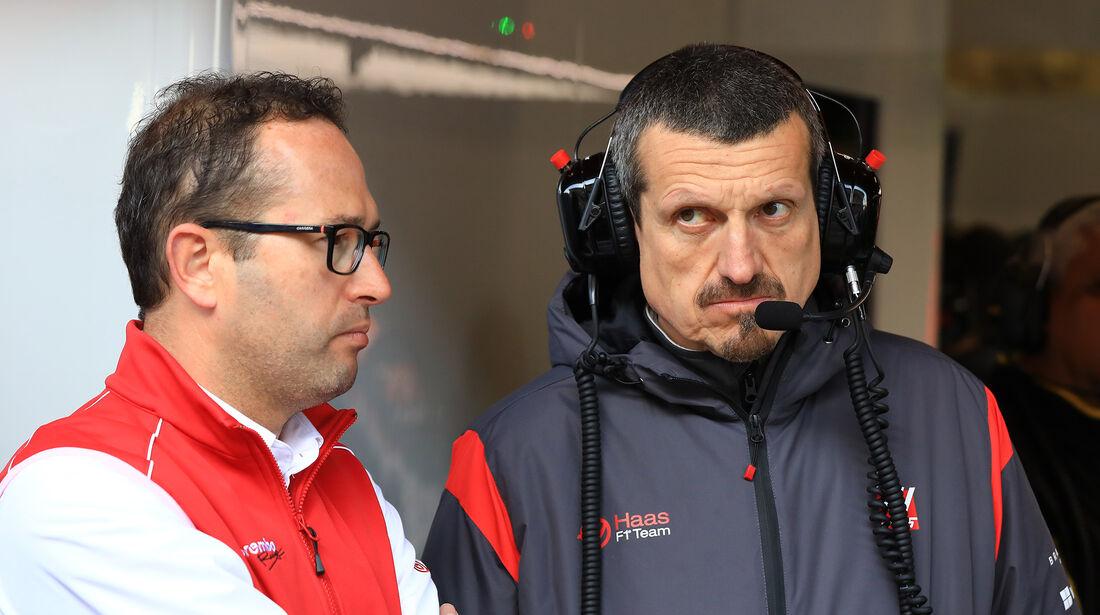 Guenther Steiner - HaasF1 - Formel 1 - Test - Barcelona - 10. März 2017