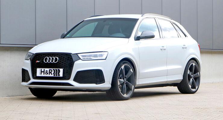 Anzeige Hr Audi Rs Q3 Performance Auto Motor Und Sport