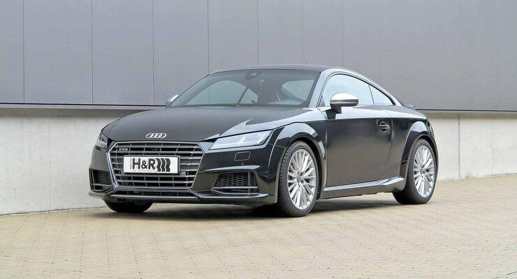 H&R Audi TTS
