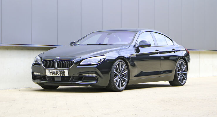 H&R BMW 650i Gran Coupé
